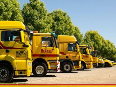 offene Stellen bei ADAC Bröker